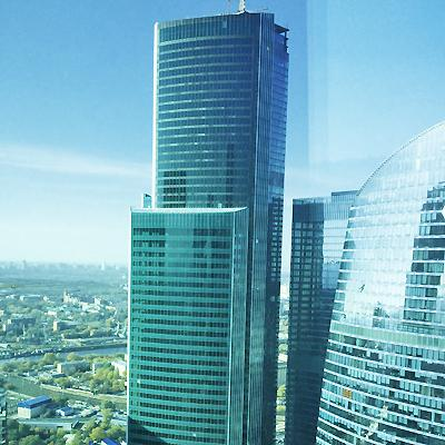 Башня «Евразия» - Eurasia Tower Москва-Сити